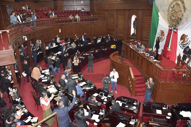 Los diputados de la 74 Legislatura, aprobaron la convocatoria para elegir al Titular de la Auditoría Superior de Michoacán, presentada por la Comisión Inspectora de la ASM