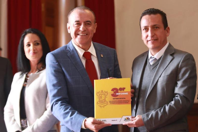 Sigala Páez hizo énfasis en que dichas acciones se aplican y se desarrollan de manera transversal, y en las cuales las instituciones educativas y sectores de la sociedad juegan un papel importante