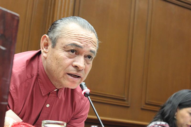 El diputado local petista indicó que es necesario se aclaren diversos puntos de dónde quedó el recurso que en años pasados se ha etiquetado a la educación pública de Michoacán
