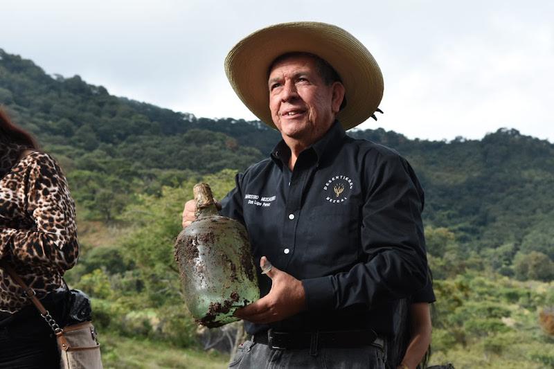 Sistema Producto Agave-Mezcal reconoció el apoyo de la Sedeco, ya que en sólo un año se logró la certificación de 12 marcas michoacanas
