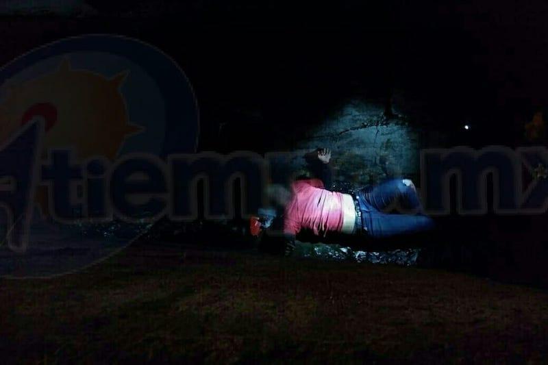 Al lugar acudieron Bomberos y Paramédicos de Protección Civil de Tarímbaro, los cuales rescataron al motociclista y le brindaron los primeros auxilios