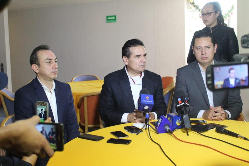 Soto Sánchez hizo una reflexión sobre la importancia de este partido en la vida política del país