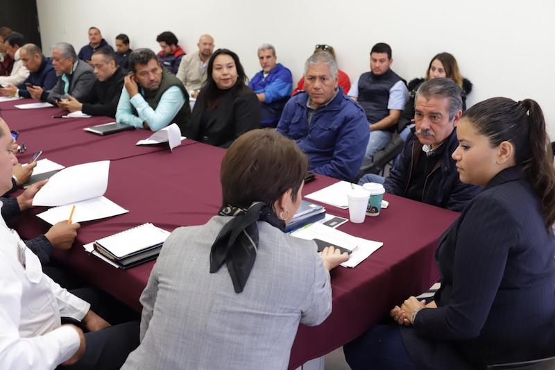 Se realizará una junta diaria para determinar las estrategias a seguir para la erradicación y combate de los delitos