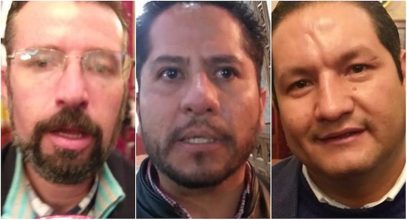Ya se está trabajando en la plena consciencia que tienen todos los compañeros, posteriormente daremos la información en el pleno sobre esa determinación: Rubén Pedraza