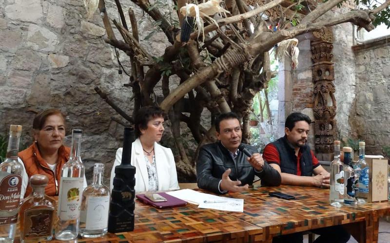 El Encuentro Nacional del Mezcal es considerado el segundo más importante en el país