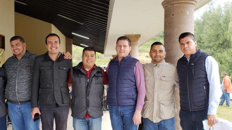 Medina resaltó que se estará trabajando en coordinación con los distintos niveles de gobierno para hacer una sinergia que lleve al municipio de Chinicuila al camino del progreso en los diferentes ámbitos municipales