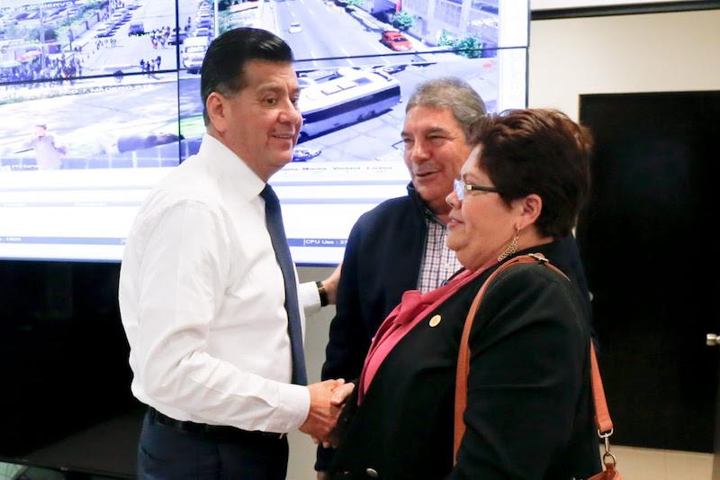 La diputada federal, Julieta García Zepeda, quien es integrante de la Comisión de Seguridad Pública en el Congreso de la Unión, señaló que están en plena de disposición para colaborar en los trabajos que el Ejecutivo estatal viene realizando