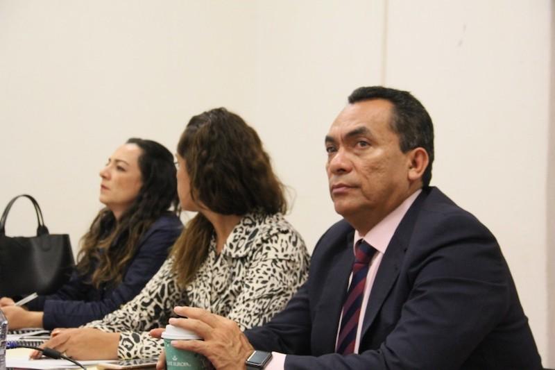Los derechos humanos, resaltó López Solís, son una prioridad para las y los diputados que integran el Grupo Parlamentario del PRD