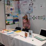 El proyecto premiado, ha sido trabajado por la estudiante desde su estancia en la preparatoria y ahora representará al IMCED en el certamen internacional