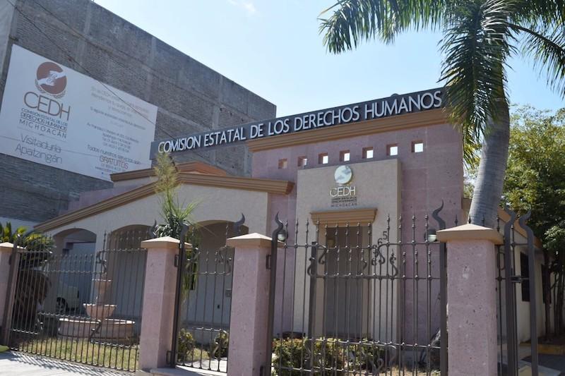 El visitador Regional de Apatzingán, Antonio Herrejón Cedeño, inició las diligencias respectivas para verificar la posible violación a derechos humanos en esta guardería