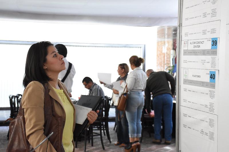 El titular del SNE en el estado, reconoció que el programa de Ferias de Empleo es una de las estrategias más eficientes para promover la inclusión laboral de manera ágil y directa