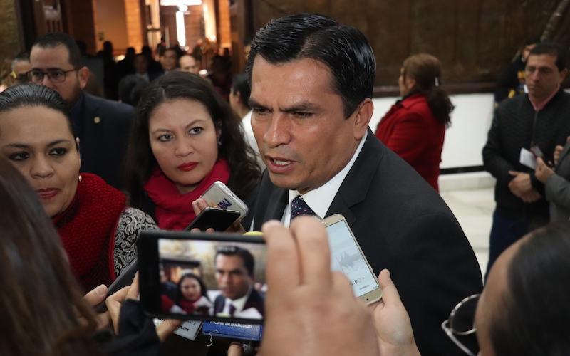 Estrada Cárdenas detalló que para la fracción del PAN en la LXXIV Legislatura es de suma importancia conocer el resultado que han generado las medidas de seguridad, prevención, justicia y reparación