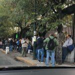 Cabe hacer mención de que todas las manifestaciones y bloqueos, sumados al comercio informal colocado en la Calzada Fray Antonio de San Miguel con motivo de las Fiestas Guadalupanas, provocaron un severo caos vial en toda esa zona de Morelia