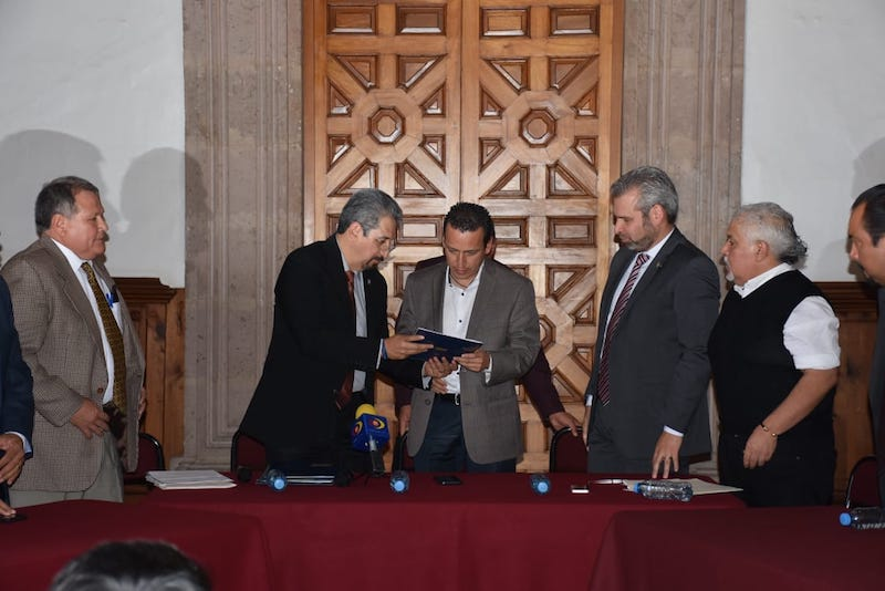 Salas Valencia, comentó que en la LXXIV existen muchos aliados, legisladores egresados Nicolaitas, lo cual consideró una ventaja para poder analizar y apoyar a la Universidad