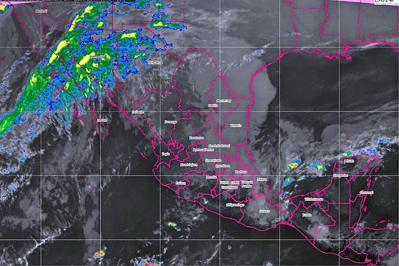 Se esperan temperaturas de 0 a 5 grados centígrados en zonas serranas, en contraste se registrarán temperaturas de 35 a 40 grados centígrados en regiones de la Tierras Caliente michoacana
