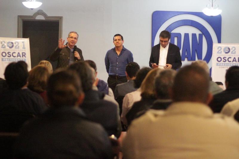 Los militantes decidirán qué se hace en cada municipio y tendrán la última palabra: Óscar Escobar Ledesma