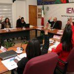 Hernández Reyes enumeró que se llevaron a cabo 47 sesiones del Consejo General, en las que se aprobaron 422 acuerdos, de los cuales 405 fueron relativos al desarrollo del Proceso Electoral