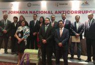 Cristina Portillo dijo que hace unos días la fracción legislativa del Morena presentó en el Congreso del Estado de Michoacán una reforma al Código Penal para castigar como delito grave el acto de creación de plazas que son innecesarias