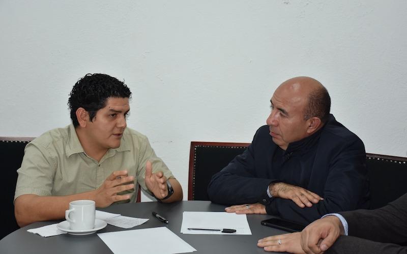 Atención a vulneraciones laborales en contra del magisterio, prioridad para Antonio Madriz