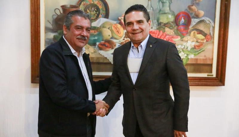 Unir esfuerzos por Morelia, la prioridad: Silvano Aureoles
