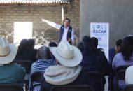 En 21 días de campaña interna, Óscar Escobar Ledesma visitó 73 municipios y dialogó con más de 4 mil militantes