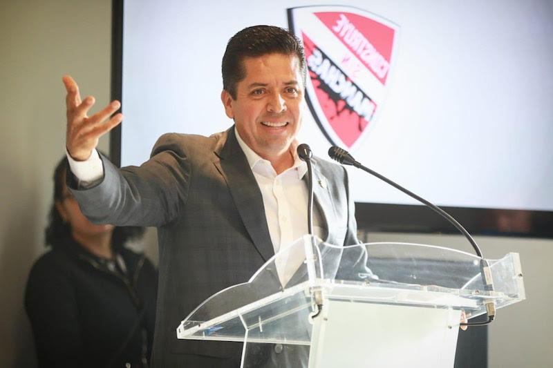 Toño García indicó que iniciará de inmediata las gestiones con la Cámara de Diputados, el Gobierno Federal y de Michoacán para ir recuperando la infraestructura en mal estado