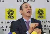 En el tema educativo, el PRD también acompañaría a maestros a sus marchas para que les cumplan sus demandas: Soto Sánchez