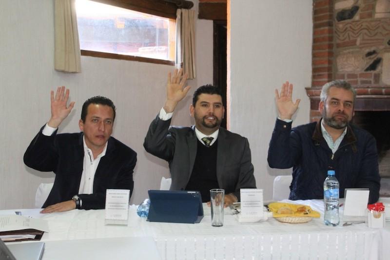 Octavio Ocampo destacó que el objetivo es dar mayor orden a los debates que se desarrollan en las sesiones del Pleno Legislativo