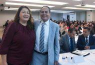 Portillo Ayala dijo que en la legislatura pasada se canceló el programa de profesionalización a través del servicio civil de carrera, un tema que seguramente será activado en los próximos meses