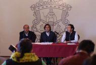 Los responsables comentaron que derivado de la reunión del presidente municipal con el gobernador del estado, Silvano Aureoles, las medidas en vialidades se harán en coordinación con la Junta de Caminos y la SCOP