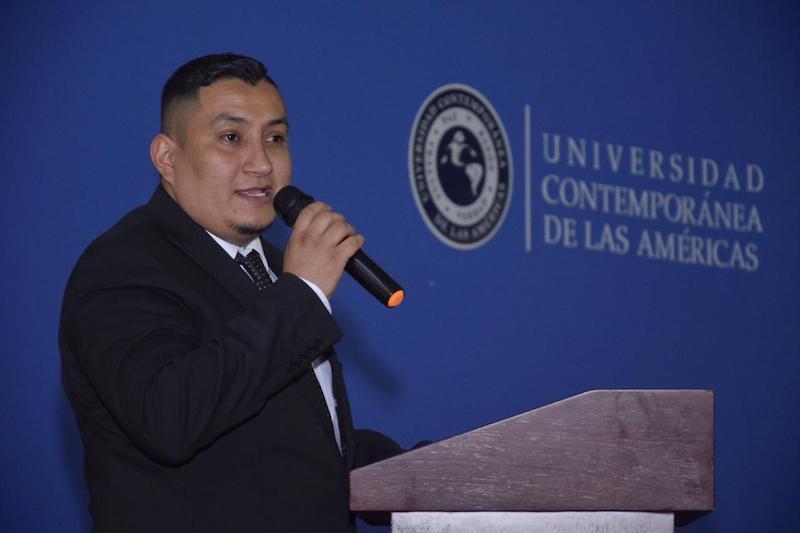 Hace unos días, Antonio Olivares rindió protesta como presidente de la Mesa Directiva de la Comisión de Empresarios Jóvenes Coparmex Michoacán con Capítulo en la UCLA