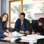 Las dificultades han sido superadas y no frenaremos el trabajo: Cecilia Lazo
