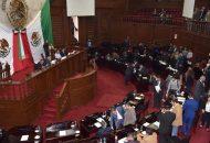 El Pleno de la 74 Legislatura, aprobó 20 Leyes de Ingreso para el ejercicio fiscal 2019