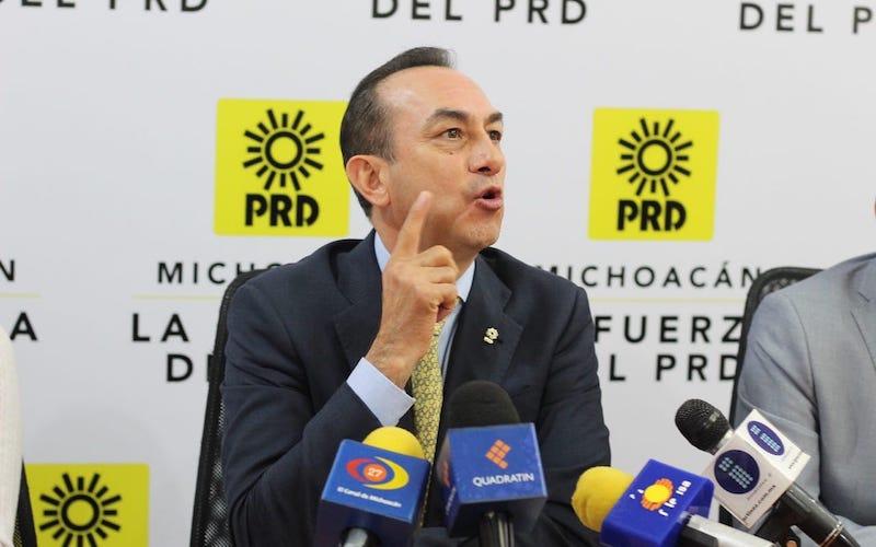 Necesario generar condiciones para atracción de inversiones: Soto Sánchez; el gobierno federal debe incluir a Michoacán en proyectos de desarrollo