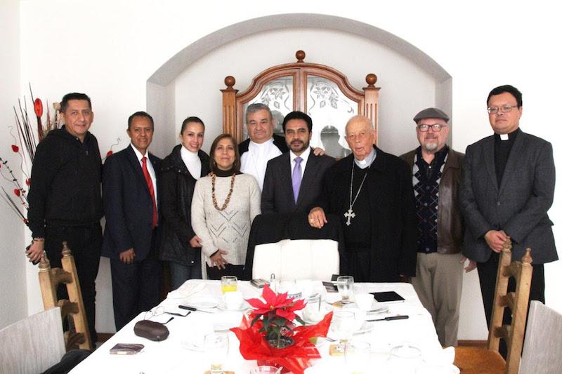 """Armando Hurtado, refirió que """"el Gobierno de Michoacán está generando mecanismos y estrategias de fondo para dar solución a las distintas problemáticas que se presentan en la entidad"""""""