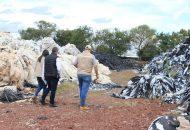 Actualmente, Jacona, Zamora y Tangancícuaro, siguen siendo los municipios que presentan una grave problemática ambiental por la disposición inadecuada de residuos de manejo especial
