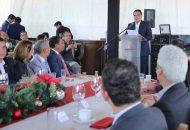 Reconocen hombres y mujeres de negocios el apoyo de la administración de Aureoles Conejo para dar certidumbre al establecimiento de nuevos capitales y la consolidación de los existentes