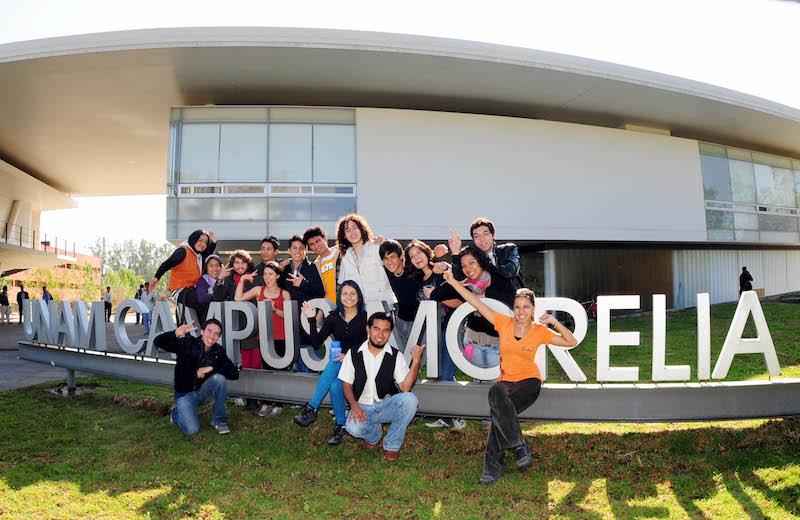 En Morelia puede aplicarse el examen de ingreso para cualquiera de los 124 programas de licenciatura que ofrece la UNAM en sus distintos planteles