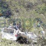 Al arribar al lugar los paramédicos solicitaron también apoyo de un helicóptero del Grupo Azor para apoyar en el traslado de lesionados de gravedad, quedando cerrada la vialidad en ambos sentidos de la autopista