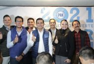 Anunció que buscará el diálogo con Sergio Benítez para que aporte al proyecto que encabeza