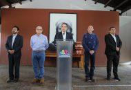 Aureoles Conejo exhorta a no afectar a terceros en la movilización planeada para el día lunes