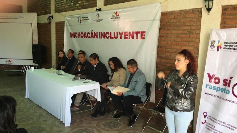 El director general de la dependencia, Alberto Hernández Ramírez manifestó que la finalidad es favorecer el desarrollo y bienestar fundado en el respeto de los derechos humanos
