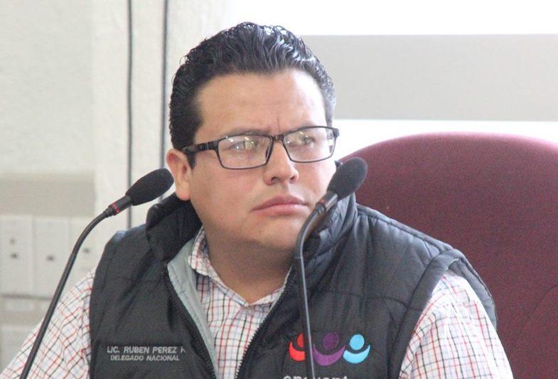 Actualmente el Partido Encuentro Social es una fuerza política superior al PRD, al PT y al PVEM, aseguró Rubén Pérez Hernández