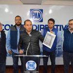 Marko Cortés denunció trato indigno a Baja California en el PEF 2019; además, externa su solidaridad con los trabajadores del SAT