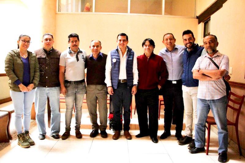 El presupuesto para la Secretaría de Turismo será aplicado en la construcción del Tren Maya, lamenta Óscar Escobar Ledesma