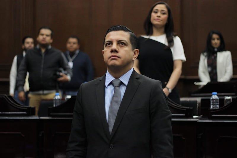 La liberación de Jesús Reyna García abre una serie de dudas, respecto si es parte de la amnistía que anunció Andrés Manuel López Obrador o es una coincidencia: Óscar Escobar Ledesma