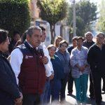 Morón Orozco compartió con los ciudadanos que las gestiones llegaron a buen puerto y la ciudad recibirá un recurso de 300 mdp