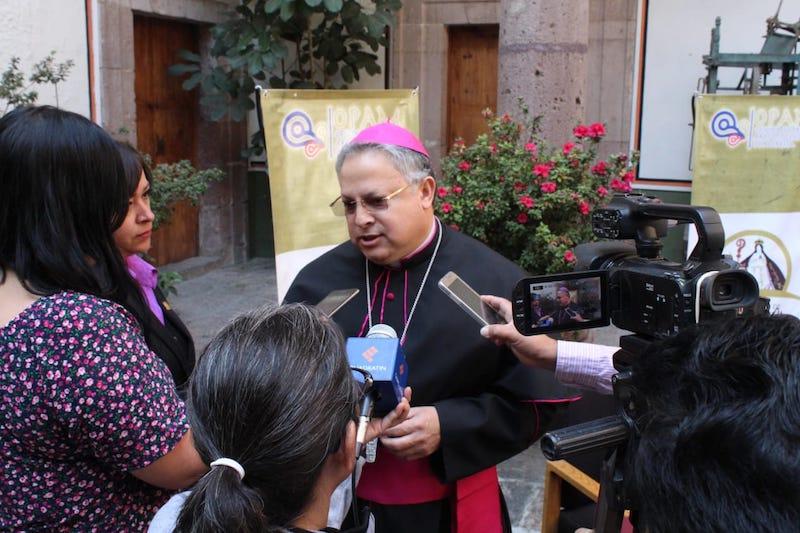 Medina Garfias aseguró que en la celebración de las posadas, Navidad y Año Nuevo hay la oportunidad de fortalecer los lazos de unidad entre las familias