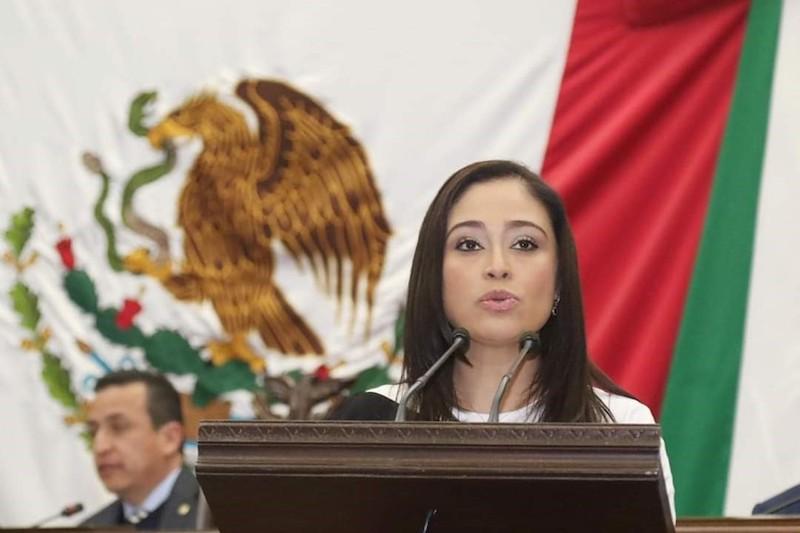 Tinoco Soto subrayó la responsabilidad que tiene el Congreso para garantizar condiciones de igualdad en la participación política de las mujeres