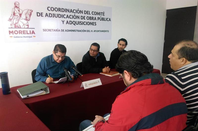 Una de las misiones de la presente Administración Municipal ha sido el mejorar la calidad de vida de los habitantes de Morelia y sus tenencias, en materia de obra pública, seguridad y alumbrado, entre otras